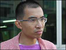 Factory director Sergio Sum