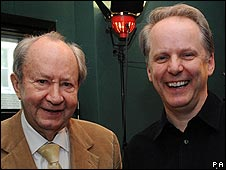 Peter Sallis and Nick Park
