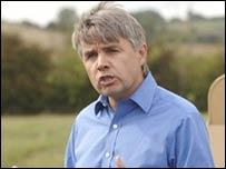 Lord Drayson, Ministro de la Ciencia