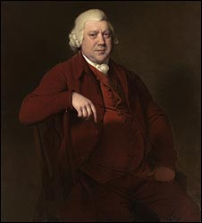 Sir Richard Arkwright by Joseph Wright of Derby