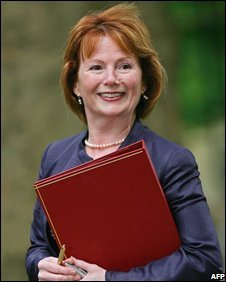 Hazel Blears will make the final decision