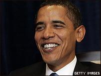 Barack Obama el 17 de noviembre