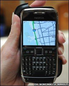 Mobile Century project (UCB/Peg Skorpinski)