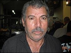 Musba al-Shantri, baker, Gaza