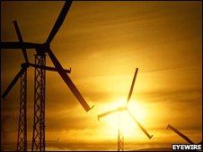 Wind farm (Eyewire)