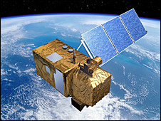 Sentinel-2 satellite (Esa)