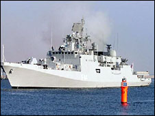 INS Tabar [File picture]
