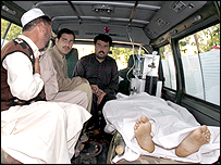 سائق مسؤول عسكري باكستاني سابق قُتل في هجوم للمسلحين