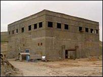 Снимок предполагаемого реактора