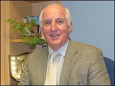Martin Coyle, principal, St Patrick's Primary School, Pennyburn