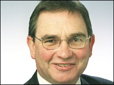 Brian Wilson, former energy minister; image courtesy of BBC