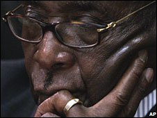 Robert Mugabe, 9 November 2008