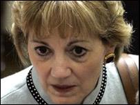 السفيرة الامريكية آن باترسن