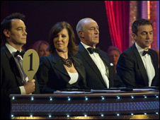 Strictly Come Dancing's judges