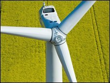 Nordex wind turbine [picture courtesy of Nordex]