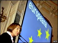 Открытие Европеаны