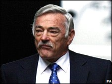 Sir Tom McKillop, RBS chairman