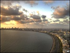 View of Mumbai