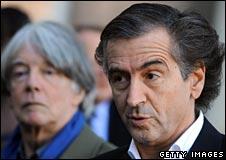 Andre Glucksmann, Bernard-Henri Levy