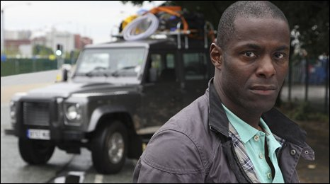 Paterson Joseph in Survivors