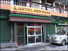 Hotel Red Rose, Darjeeling