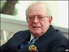 Friedrich Karl Flick in a photo from 1998