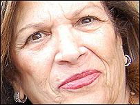 Esther Levy, ama de casa israelí