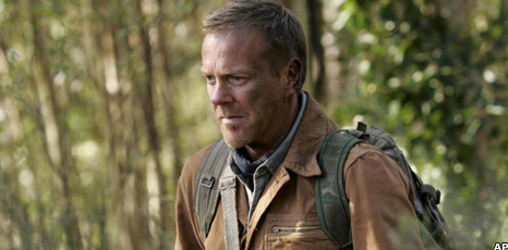 Kiefer Sutherland in 24: Redemption