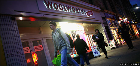 Woolworths in Glasgow