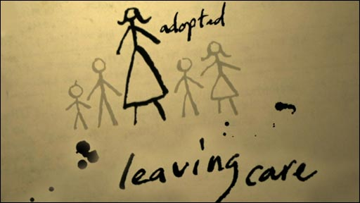 Leaving Care graphic