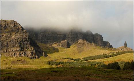Skye. Pic: Richard Sowersby/BBC