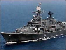 INS Mysore (File photo)