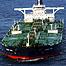 سفينة سعودية مختطفة