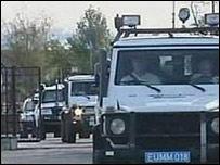 Наблюдатели ЕС в Грузии