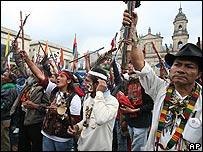 Movimiento indígena
