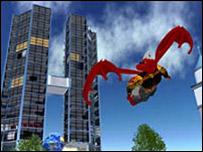 Imagen de Second Life