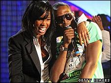 Kelly Rowland D'banj