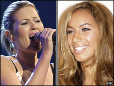 Dido and Leona Lewis