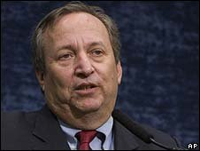 Lawrence Summers (file pic)