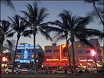 Imagen de Ocean Drive, en Miami Beach