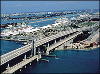 Puerto de Miami, Greater Miami Convention & Visitors Bureau