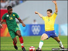 Brazil's Hernanes