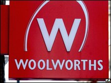 Woolworths logo