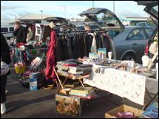 Cardiff Car Boot Sales Splott