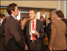 Delegates at CBI conference