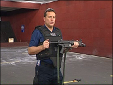 Inspector Tony Kalli
