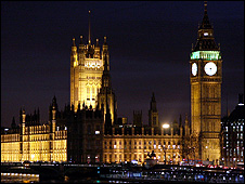 Palace of Westminster (Image: BBC)
