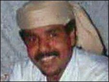 Salim Hamdan (file)