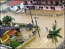 Joinville floods