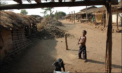 Jamoda village